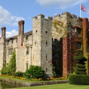 Hever Castle and Chartwell House