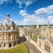 Oxford, Stratford & The Cotwolds