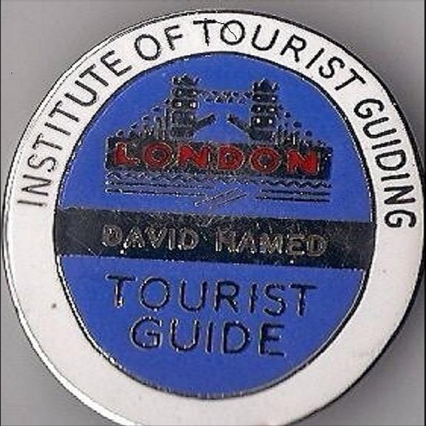 Tourist Guide Blue Badge