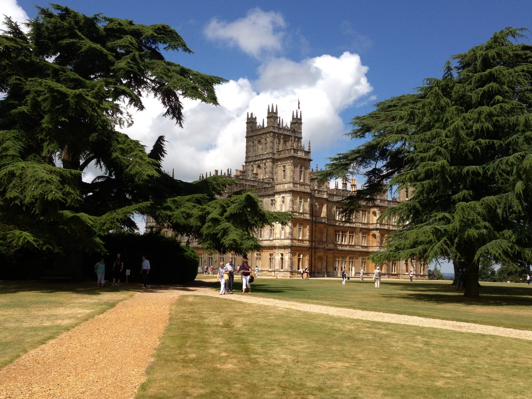 Tours Including Highclere Castle